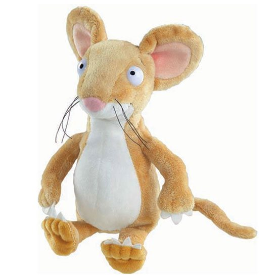 The Gruffalo The Gruffalo 9 inch Mouse Plush Soft Toy
