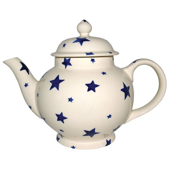 Emma Bridgewater Emma Bridgewater Starry Skies 4 Cup Tea Pot