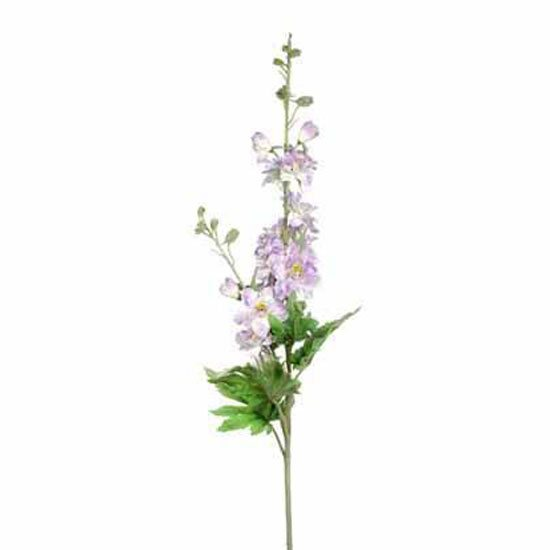 Decorative Light Purple Delphinium Stem