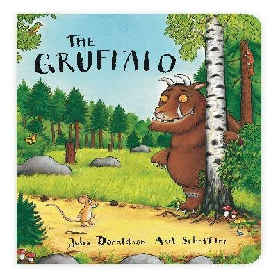 The Gruffalo The Gruffalo Board Book