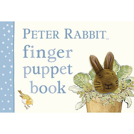 Peter Rabbit Peter Rabbit Finger Puppet Bookok