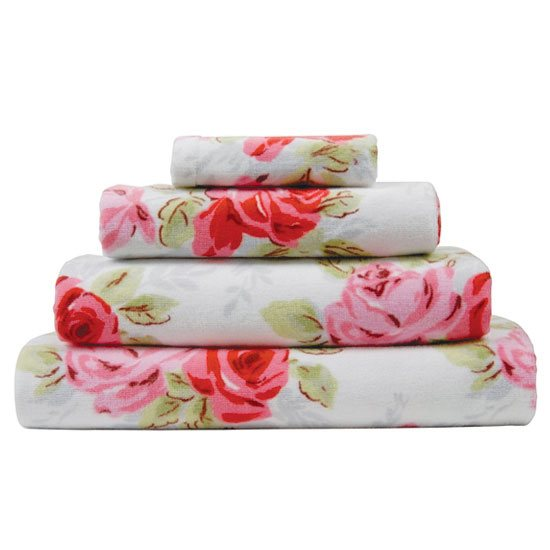 Cath Kidston Cath Kidston Antique Rose Face Cloth