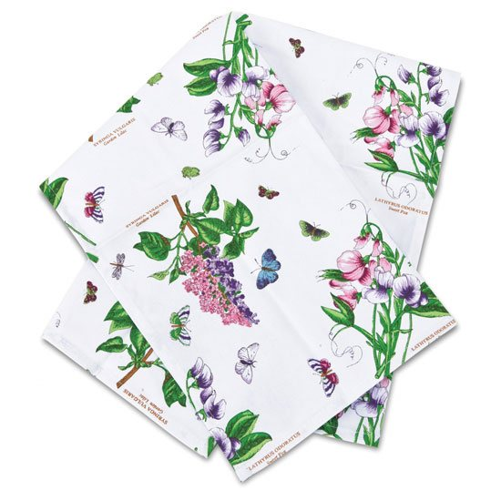 Portmeirion Botanic Garden Cotton Tea Towel
