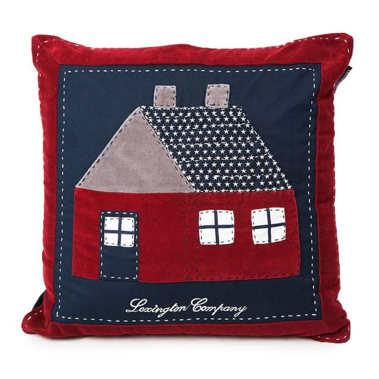 Lexington Lexington Holiday Patch House Sham / Cushion Cover