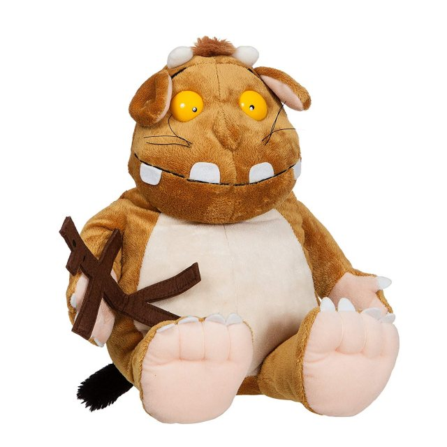 The Gruffalo The Gruffalo's Child 16 Inch with Stickman