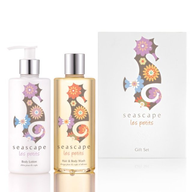 Seascape Island Apothecary Les Petits Duo Gift Set
