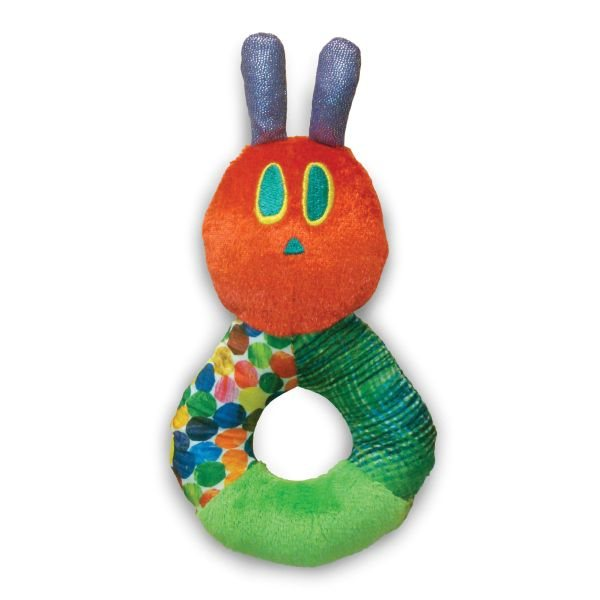 The Very Hungry Caterpillar The Very Hungry Caterpillar Loop Rattle