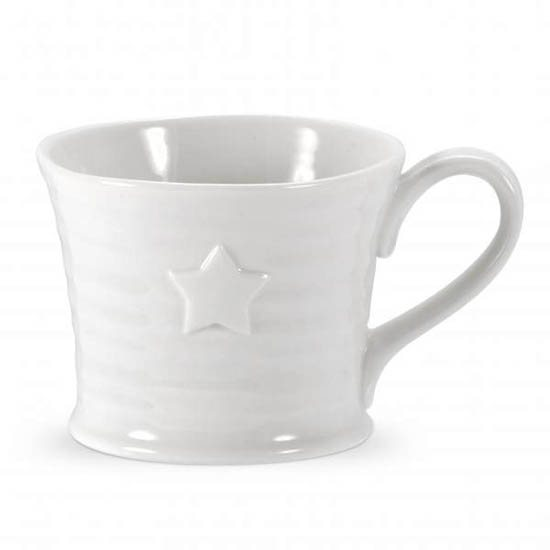 Sophie Conran for Portmeirion Sophie Conran for Portmeirion Embossed Star Mug