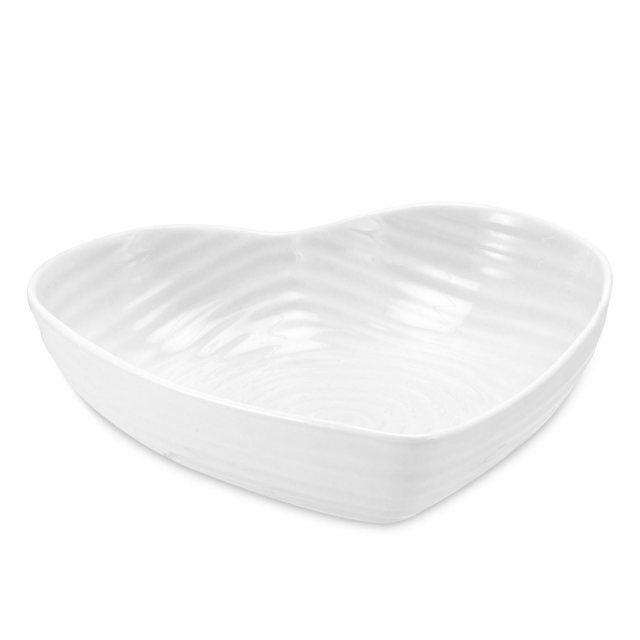 Sophie Conran for Portmeirion Sophie Conran White Small Heart Bowl