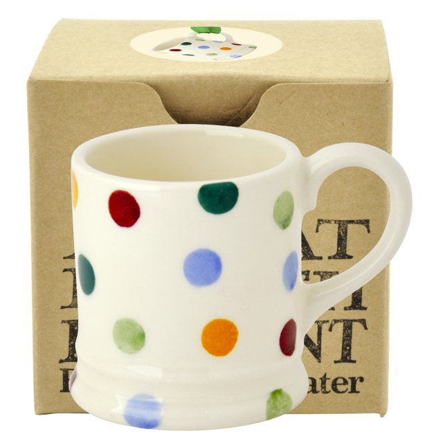 Emma Bridgewater Emma Bridgewater Polka Dot Tiny Mug Tree Decoration