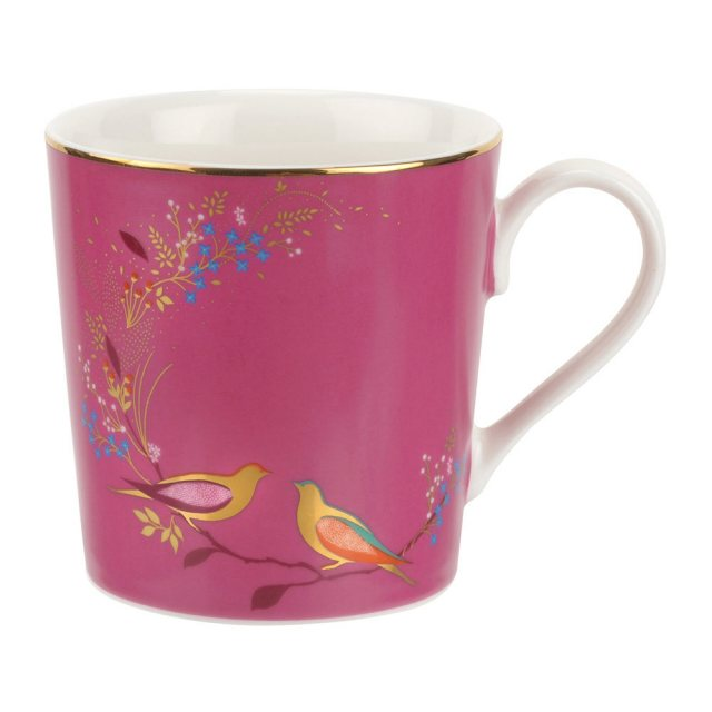 Sara Miller London Sara Miller Chelsea Collection Mug Pink