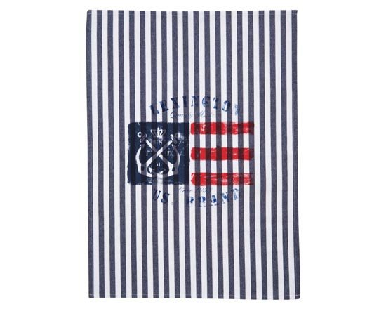 Lexington Lexington Kitchen Towel Set Blue/Red