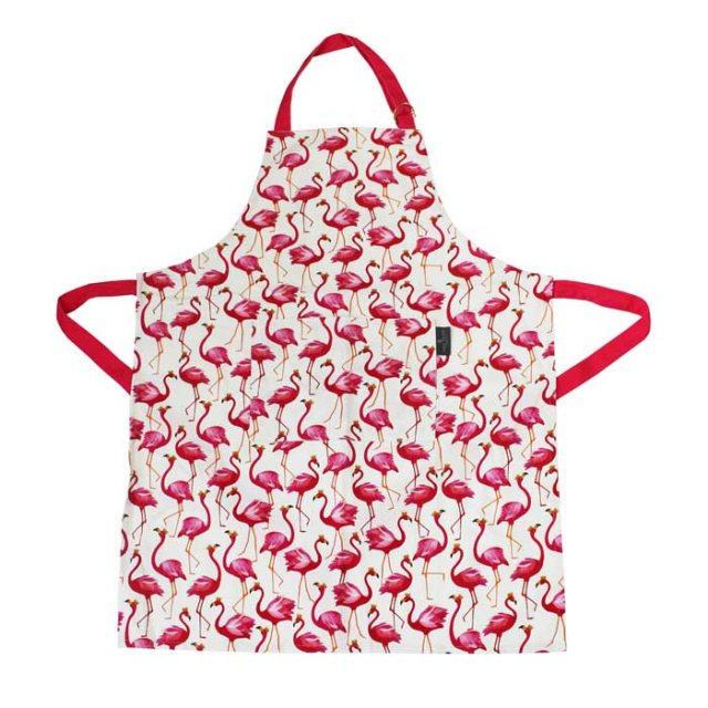 Sara Miller London Sara Miller London Flamingo Apron