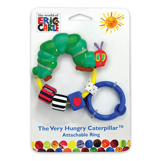 The Very Hungry Caterpillar The Very Hungry Caterpillar Attachable Ring