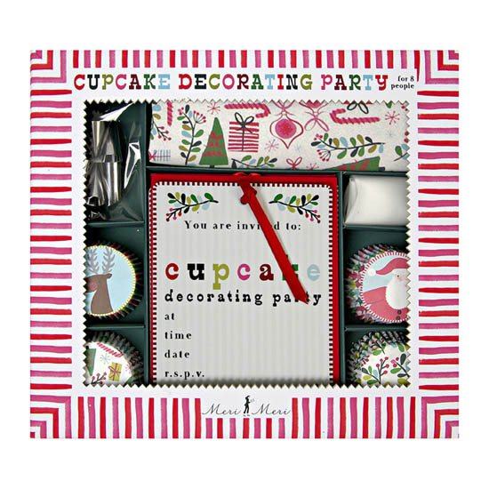 Merry & Bright Decorating Party Kit