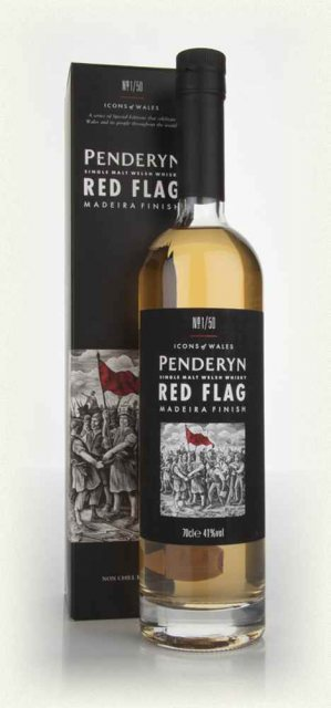 Penderyn Red Flag Malt Whisky