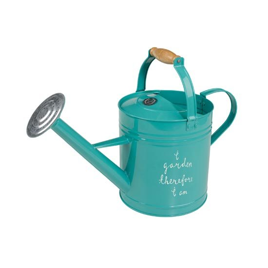 Thoughtful Gardener Watering Can
