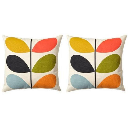 Orla Kiely Orla Kiely Multi Stem Cushion 45 x 45cm