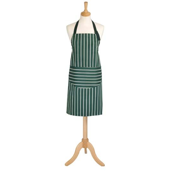 Butcher's Stripe Extra Long Apron