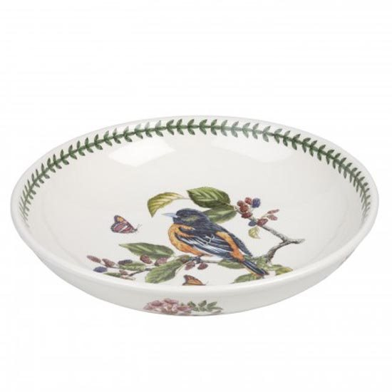 Portmeirion Botanic Garden Birds Low Bowl
