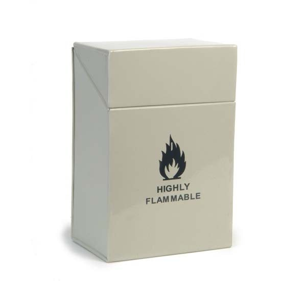 Firelighter Box - Clay
