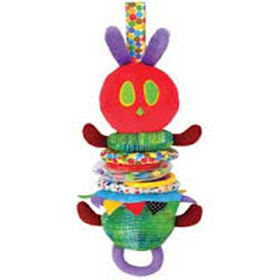 The Very Hungry Caterpillar The Very Hungry Caterpillar Developmental Wiggly Jiggly Caterpillar
