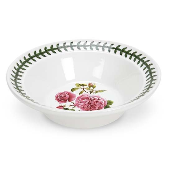 Portmeirion Botanic Roses Oatmeal Bowl - Portmeirion Rose