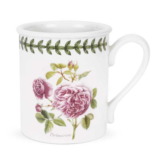 Portmeirion Botanic Roses Breakfast Mug - Portmeirion Rose