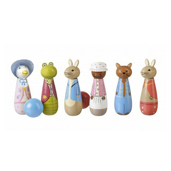 Peter Rabbit Peter Rabbit Wooden Skittles