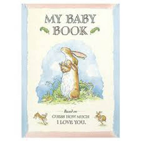 Guess How Much I Love You Guess How Much I Love You Baby Record Book