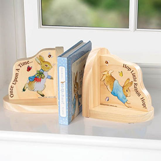 Peter Rabbit Peter Rabbit Bookends