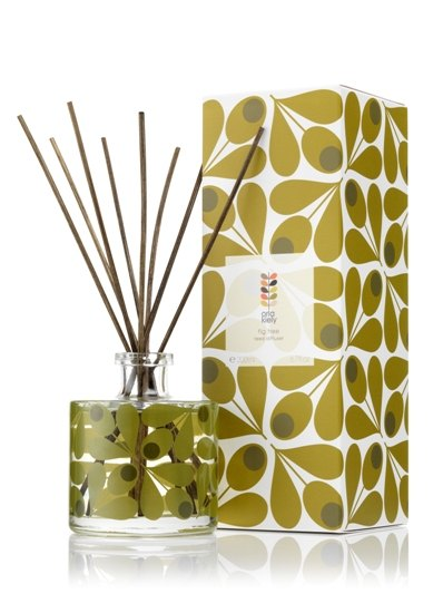 Orla Kiely Orla Kiely Fig Tree Diffuser 200ml