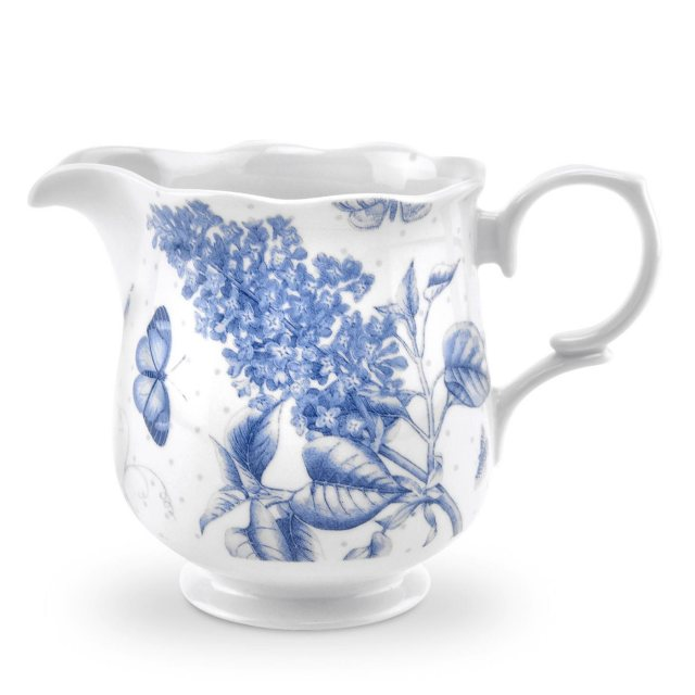Portmeirion Botanic Blue Cream Jug