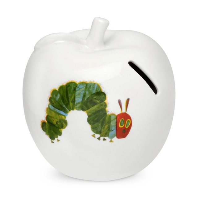 Portmeirion Portmeirion The Very Hungry Caterpillar Apple Money Box