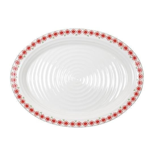 Portmeirion Sophie Conran Christmas 20 Inch Large Platter