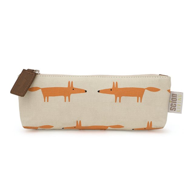 Scion Living Mr Fox Small Cosmetic Bag