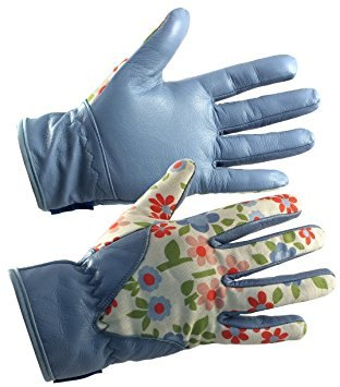 Laura Ashley Laura Ashley Light Duty Garden Gloves Medium