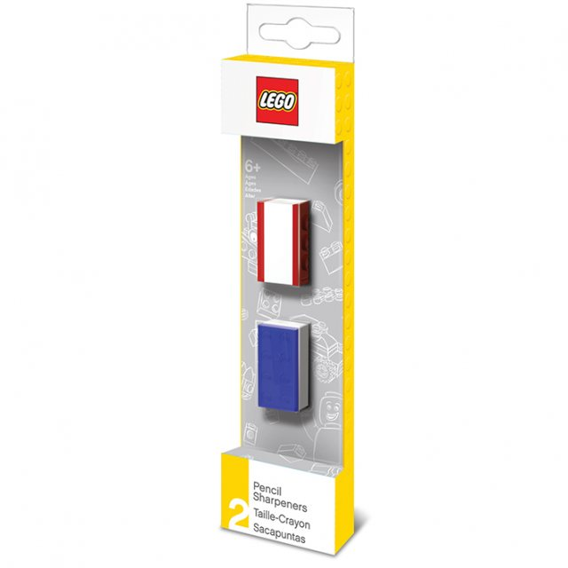 LEGO LEGO Pencil Sharpener Set