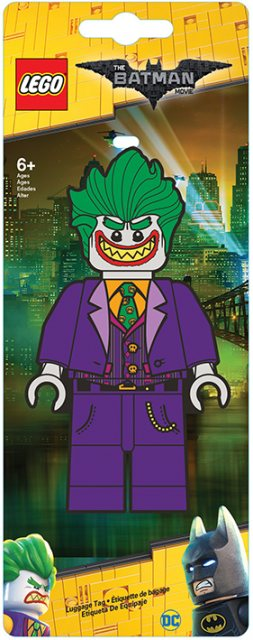 LEGO LEGO Batman The Joker Luggage Tag