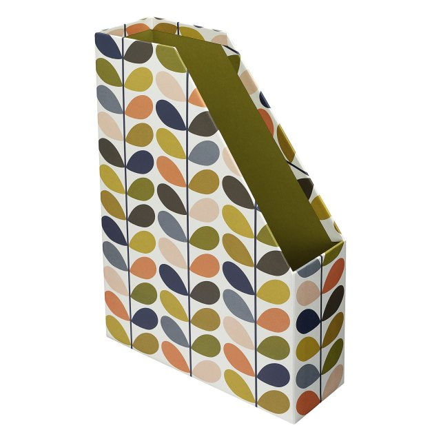 Orla Kiely Orla Kiely Multi Stem Magazine Box File