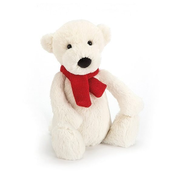 Jellycat Soft Toys Jellycat Bashful Polar Bear