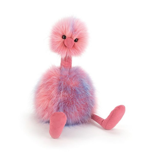 Jellycat Soft Toys Jellycat Medium Candy Floss Pompom