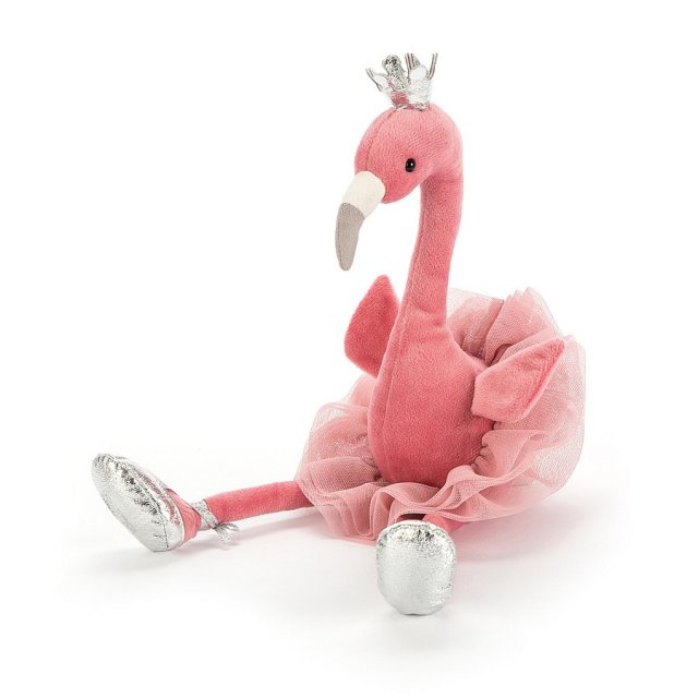 Jellycat Soft Toys Jellycat Fancy Flamingo