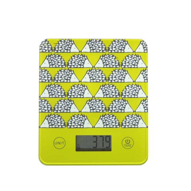 Scion Living Spike The Hedgehog Electronic Scales
