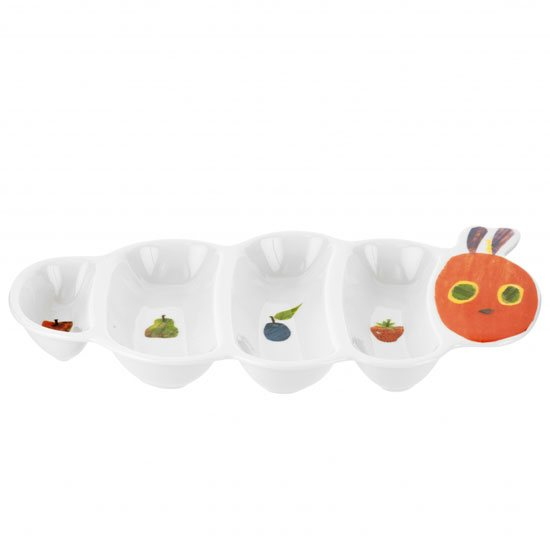Portmeirion The Very Hungry Caterpillar Shaped Party Plate