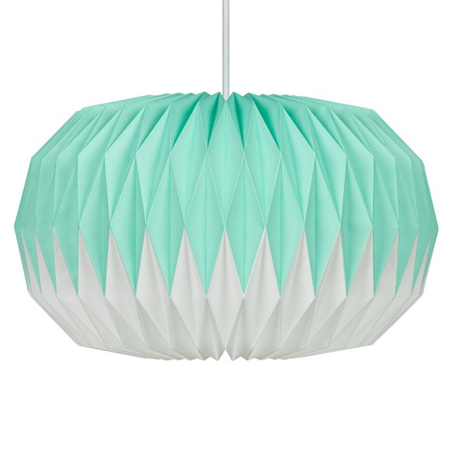 Wild & Wolf Mint Green Lampshade