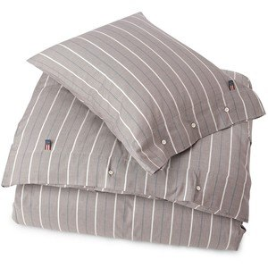 Lexington Lexington Authentic Herringbone Stripe Single Duvet Cover