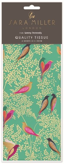 Sara Miller London Sara Miller Birds in Tree Tissue Paper