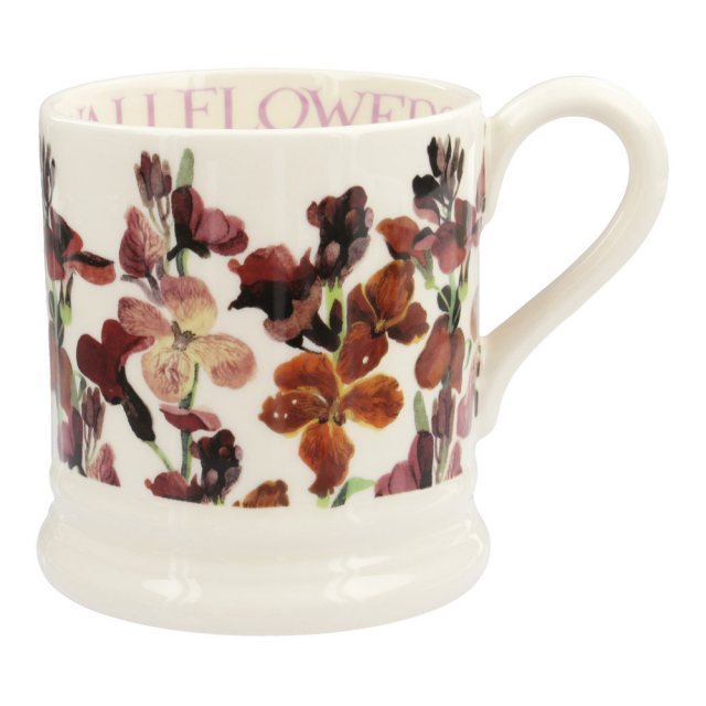 Emma Bridgewater Emma Bridgewater Red Wallflowers 1/2pt Mug
