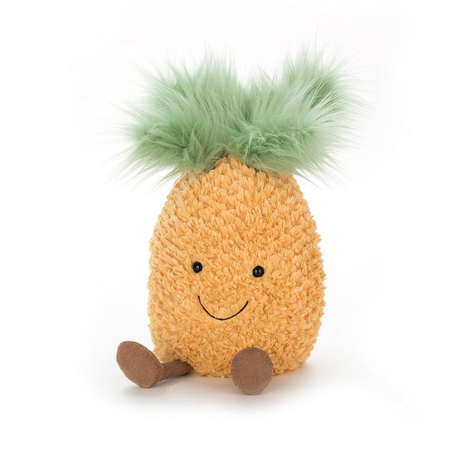 Jellycat Soft Toys Jellycat Amuseable Pineapple